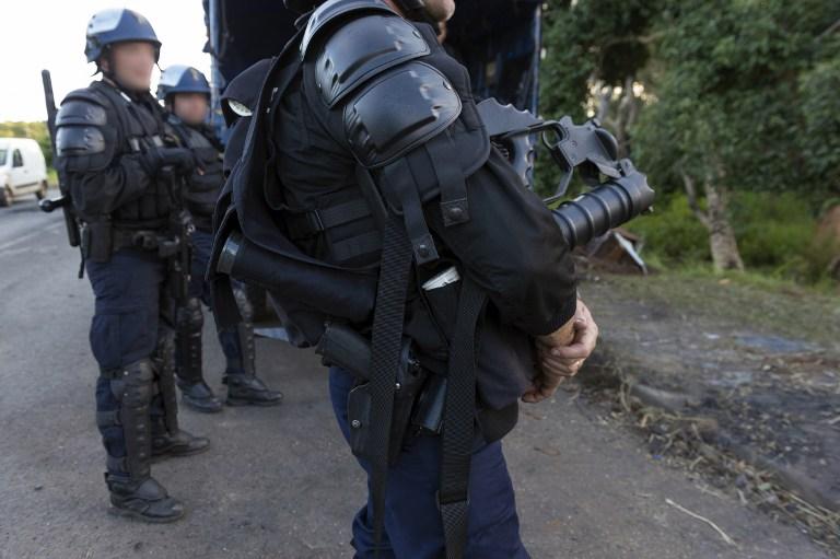 Un gendarme légèrement blessé par balle en Nouvelle-Calédonie