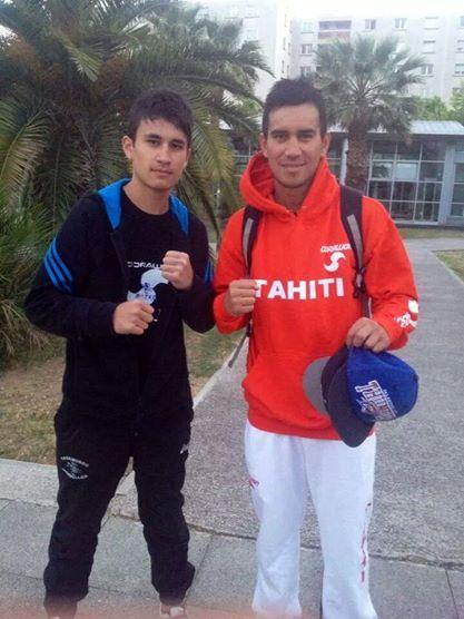 Taekwondo: 5 Polynésiens à l'Open International d'Autriche