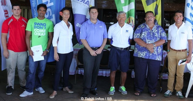 Tahiti Golf Open International : presque 10 Mcp de 'Prize Money' !