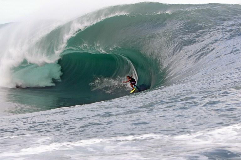 Point Break : la vague de Teahupoo, décor d'un blockbuster hollywoodien