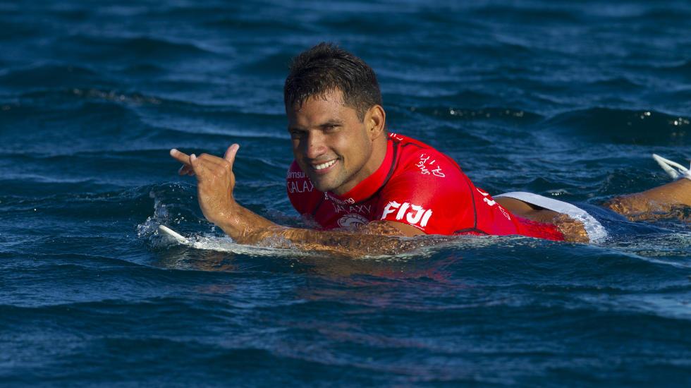 Fidji Pro : Michel Bourez 2ème au classement général du championnat du monde de surf !
