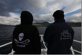 Sea Shepherd met le cap sur les îles Féroé pour protéger les dauphins