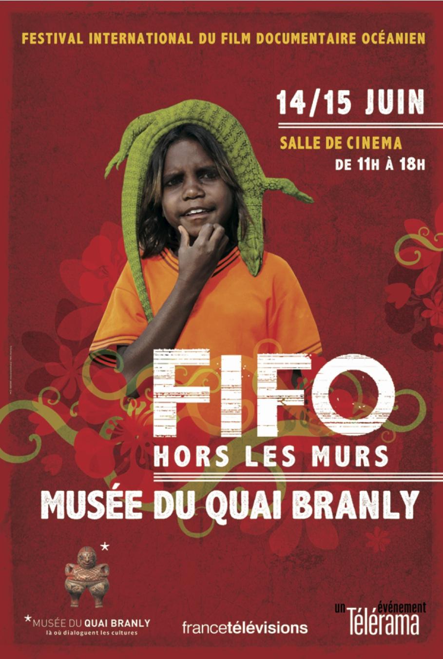 Le FIFO Hors Les Murs s'arrête à Paris ce weekend