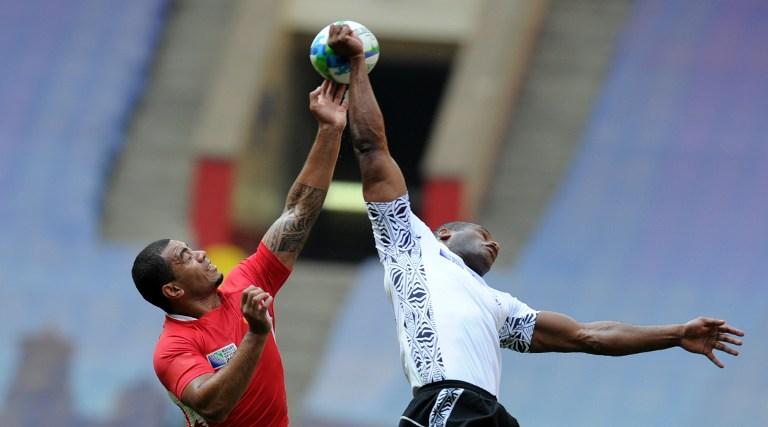 Coupe des nations du Pacifique - Les Fidji battent les Tonga 45 à 17