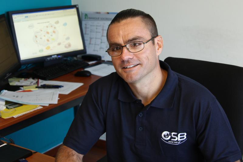 Anthony Zinutti a participé à la fondation d'OCSD, une entreprise spécialisée dans l'archivage numérique