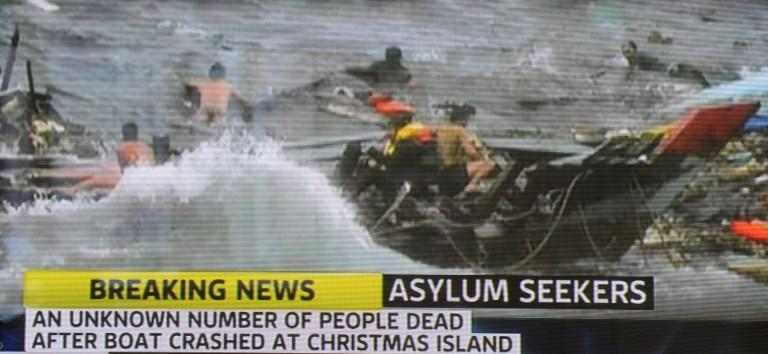 Australie: des migrants attaquent l'Etat après le naufrage d'un bateau