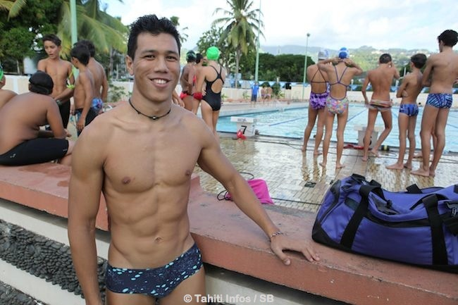 Antony Clark va représenter Tahiti aux championnats de France