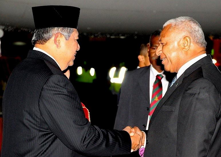 Le Président indonésien à Fidji pour un « alter-Forum »