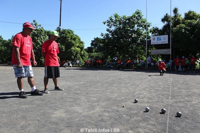 Papeete et Paea s'illustrent dans ce tournoi