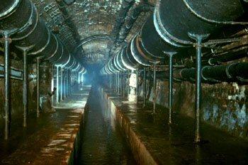 """Des égouts au radiateur, une nouvelle forme d'énergie """"propre"""""""