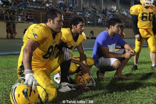 L'acteur-réalisateur Manuarii Bonnefin est passionné de foot us