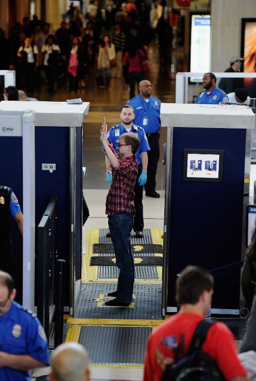 Les appareils électroniques déchargés interdits dans les avions vers les USA