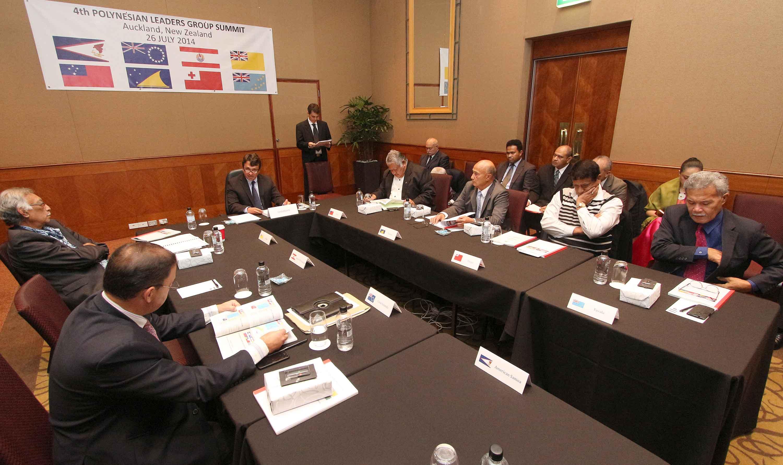 Développement durable et ressources marines : la Polynésie fait entendre sa voix au 4e sommet du PLG