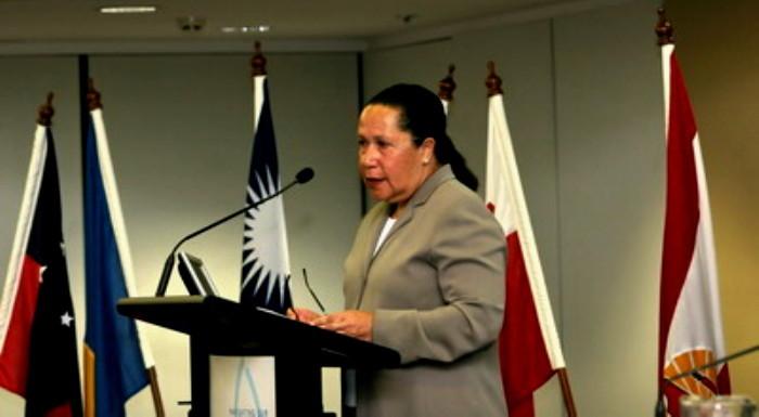 Meg Taylor, haute fonctionnaire reconnue dans la région pour son expérience, a ser la première femme à diriger le Forum des Îles du Pacifique.