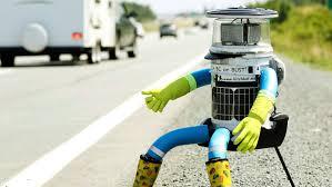 Cet été, un robot auto-stoppeur traverse le Canada