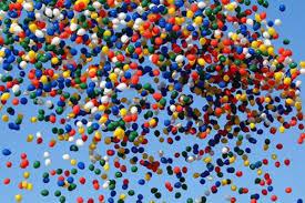 Des écologistes portent plainte pour un lâcher de ballons à Reims