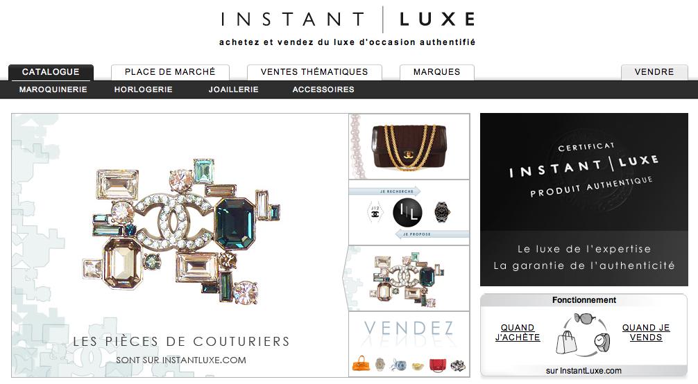 Sacs, robes, chaussures... le marché du luxe d'occasion décolle grâce à internet
