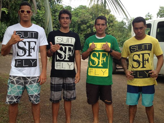 Surf – Du 'GROS' pour les 'Air Tahiti Nui Billabong Pro Trials' !