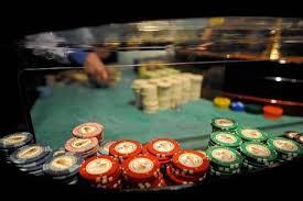 Israël: un abri anti-missiles transformé en casino