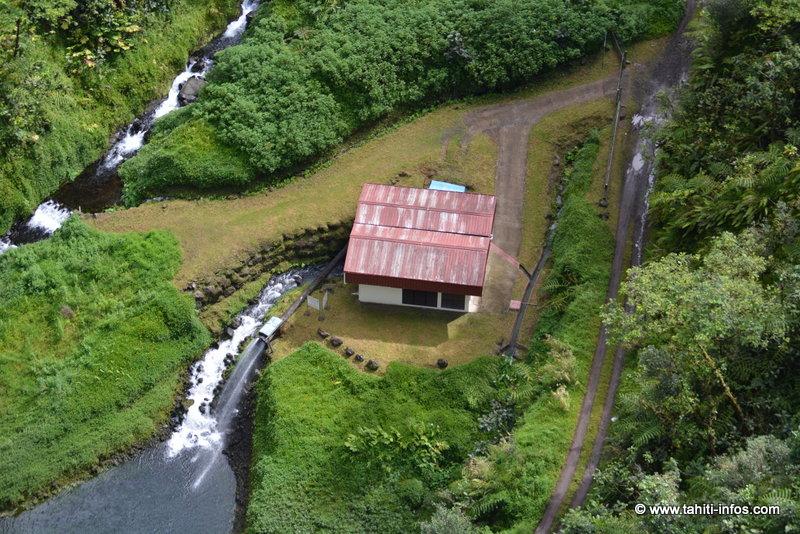 Teva i Uta voudrait taxer les barrages hydroélectriques et l'eau Vaimato