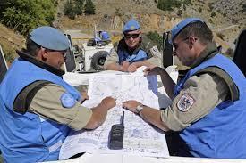 43 casques bleus fidjiens détenus au Golan