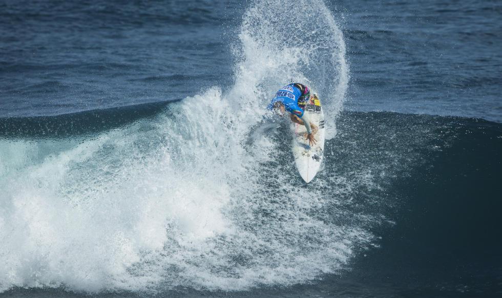 Surf international – 'Sata Azores Pro' : Bonne entrée en matière pour Steven Pierson !