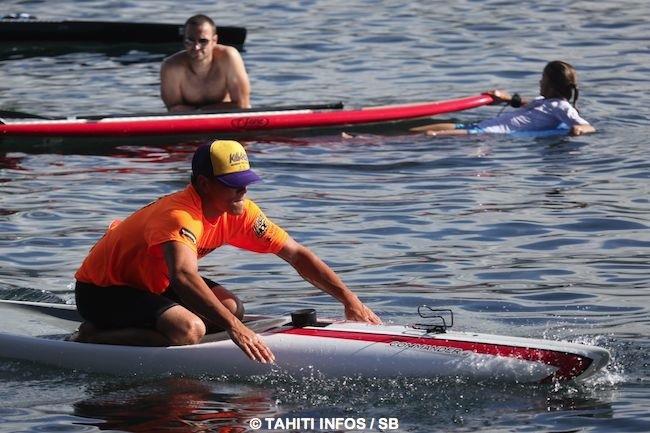 Le prone, une discipline qui se développe à Tahiti