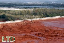 """Les """"boues rouges"""" de Gardanne demandent sursis"""
