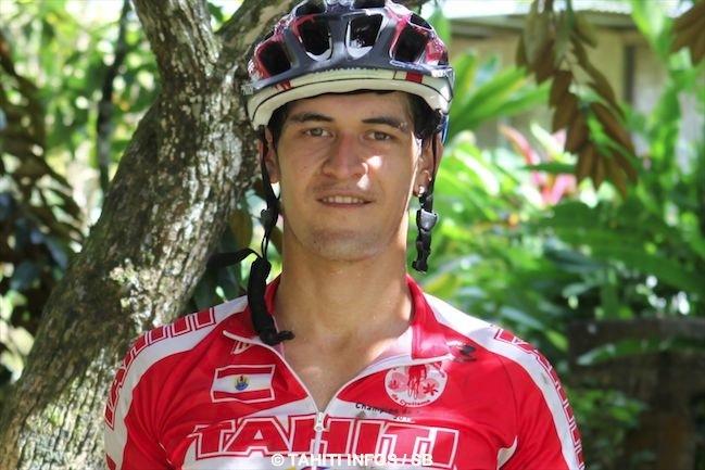Vtt cross country – Coupe de Tahiti : Encore Carlqvist Manate à la première place !