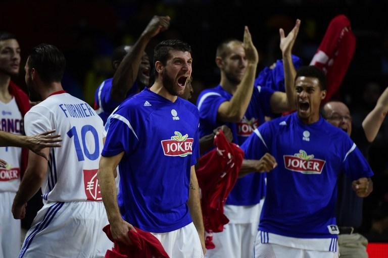 Mondial-2014 messieurs - La France en demi-finales après un exploit historique