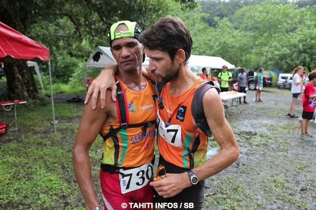 Athlétisme – Raid Tahiti : Georges Richmond a encore gagné !