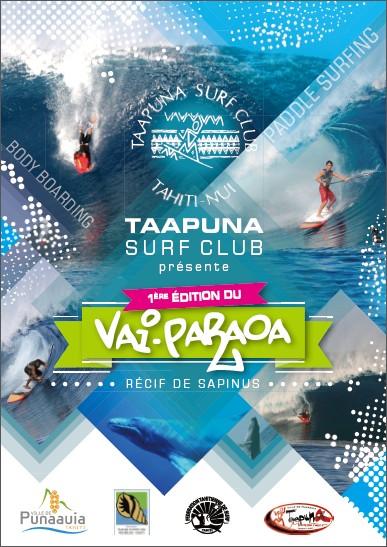 1ère édition du Vai-Paraoa Trophy 2014