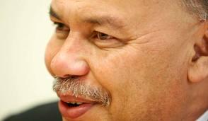 George Pau-Langevin rencontre le Directeur de la Communauté du Pacifique