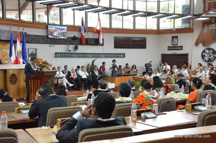 Assemblée de Polynésie : La session budgétaire s'ouvre