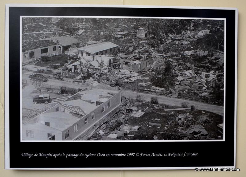 Ces cyclones qui ont dévasté la Polynésie depuis 1831