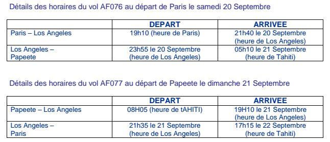 Grève à Air France : le vol de dimanche est maintenu