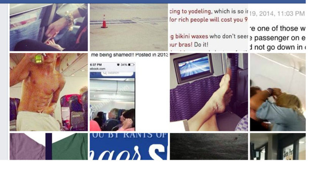 Passenger Shaming: les hôtesses prennent leur revanche