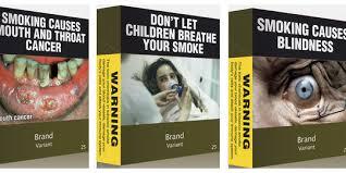 """L'Australie, pionner du paquet de cigarette """"neutre"""""""