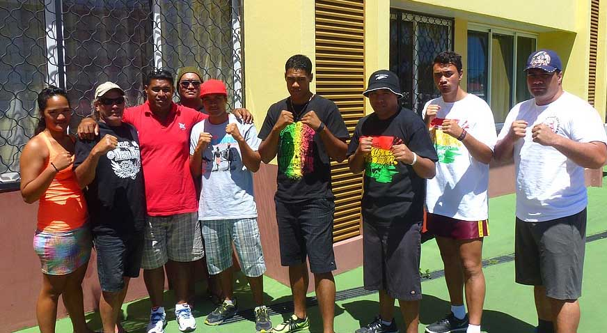 Le « Warrior Boxing Club » de Faa'a organise le Challenge Maco Nena le 26 et 27 septembre