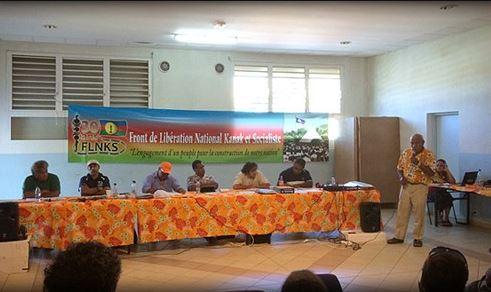 L'Unon Calédonienne, parti indépendantiste, boycotte le comité de l'accord de Nouméa