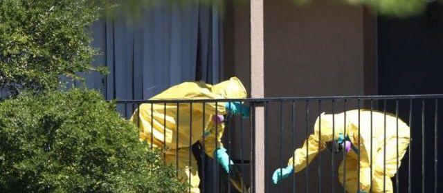 """Ebola : 10 personnes à """"haut risque"""" au Texas"""