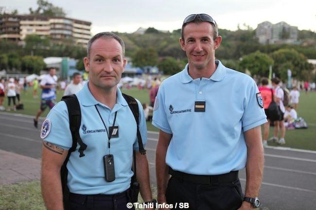 Une des courses majeures du calendrier est organisée par la gendarmerie