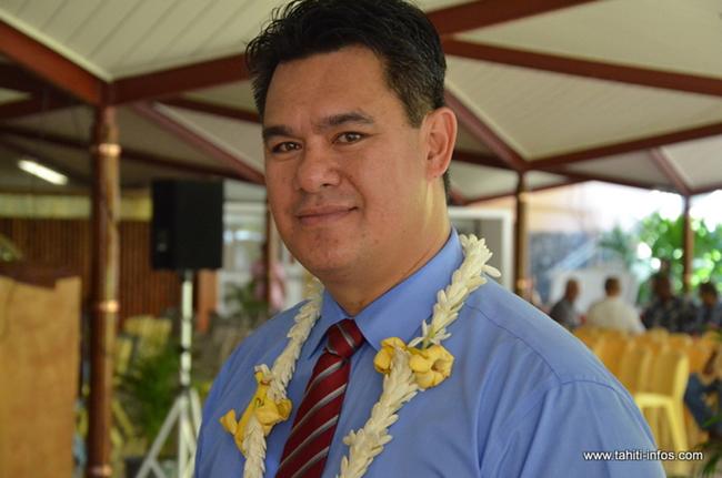 Le député Jean-Paul Tuaiva est l'un des membres de la commission spéciale sur la transition énergétique composée au sein de l'Assemblée nationale.