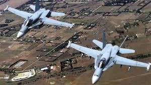 Irak: les avions australiens réalisent leur première mission