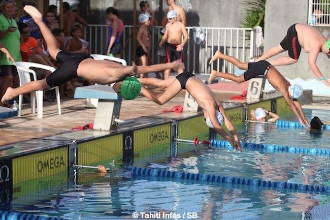 Natation – Challenge OLP : la saison 2014-2015 démarre en force ! Nicolas Vermorel bat deux records !