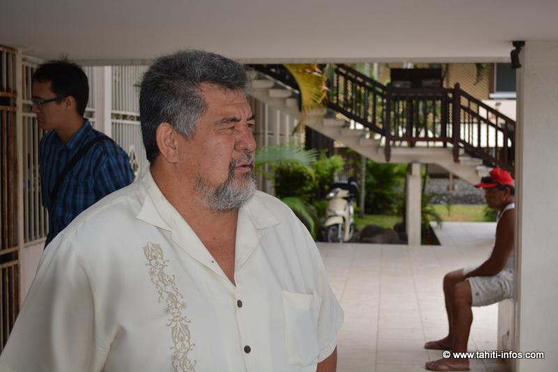 Patrice Jamet a expliqué au juge que son erreur est de bonne foi et qu'il ne mérite pas de perdre son siège de maire