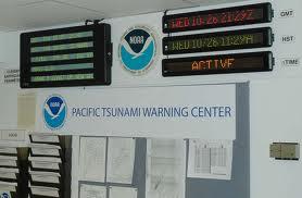 Alerte aux tsunamis : le centre américain d'Hawaii modifie la chaîne de décisions