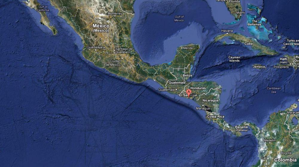 Séisme de magnitude 7,3 en Amérique centrale: un mort au Salvador, alerte au tsunami levée