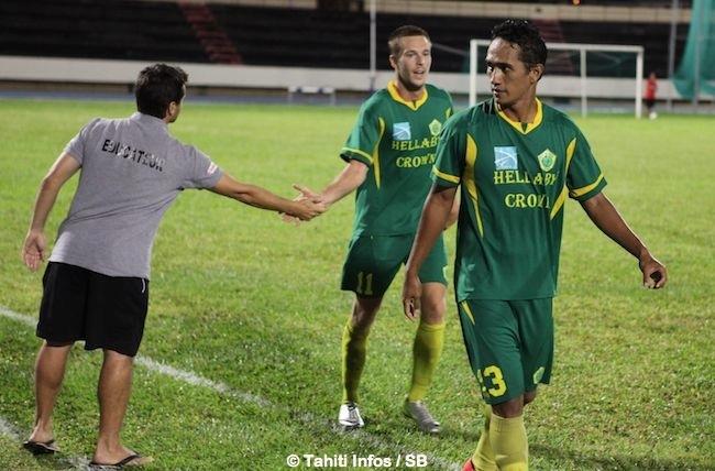 Football – championnat de Ligue 1 : Tefana passe en tête du championnat !