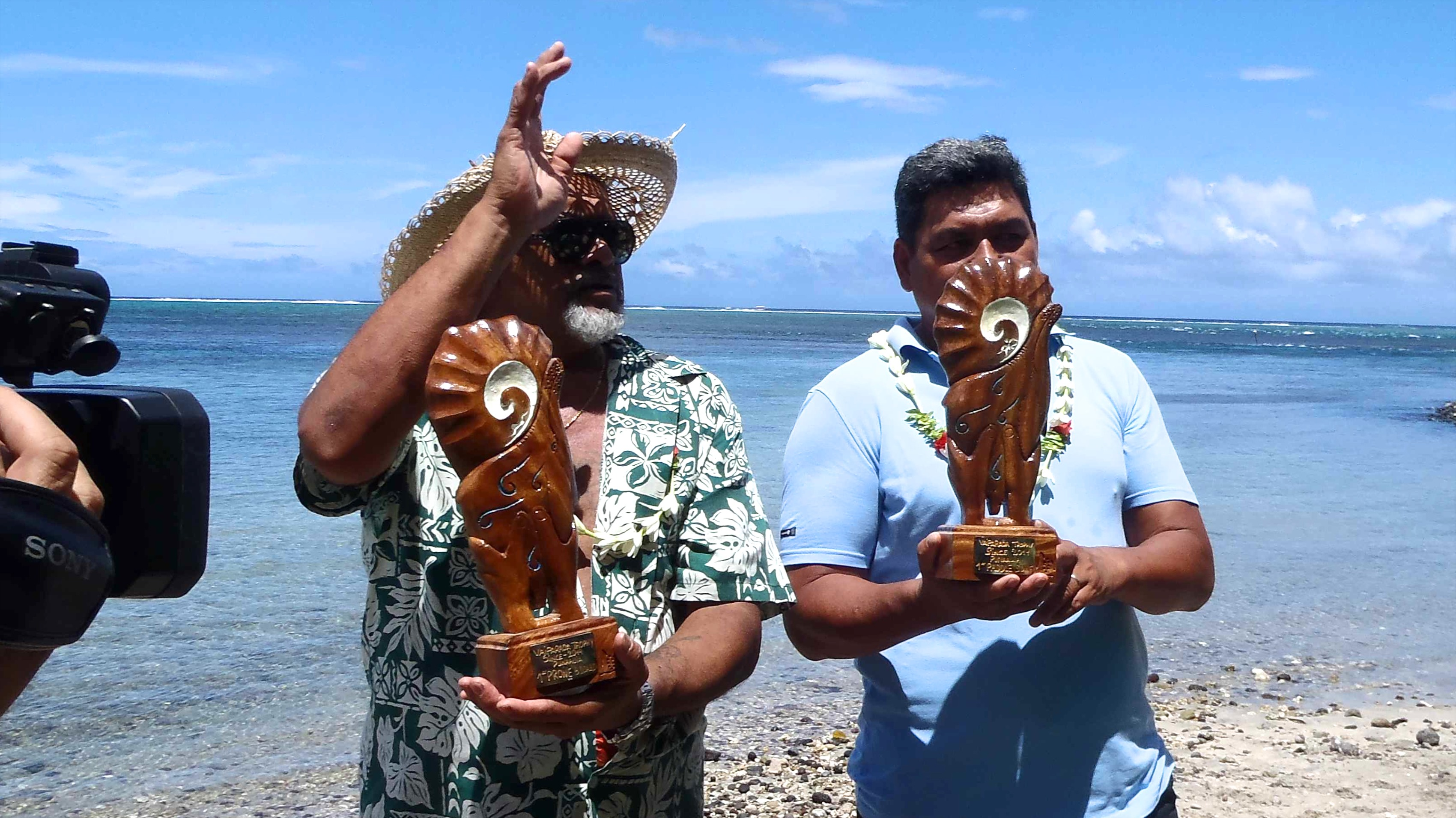 Paddle Surf, Bodyboard - Vai-Paraoa Trophy : le spot de Sapinus à nouveau le théâtre d'une compétition de glisse au récif !